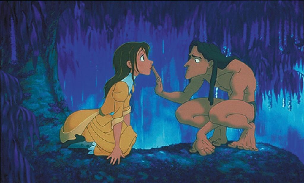 Tarzan 2 Movie Tarzan New to Blu Ray 2