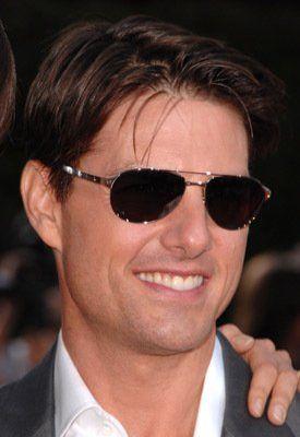 Tom Cruise - Movie Rock Star