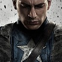 Chris Evans is Captain America: The First Avenger