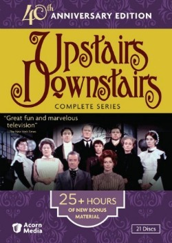 Upstairs Downstairs on DVD
