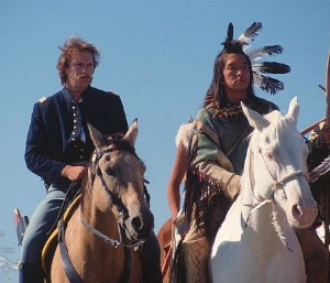 a review of the movie dances with wolves by kevin costner Leading man kevin costner made his directorial debut in 1990 with dances with wolves,  the clearest idea of a movie i'd ever read.