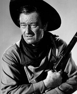 The Searchers, John Wayne
