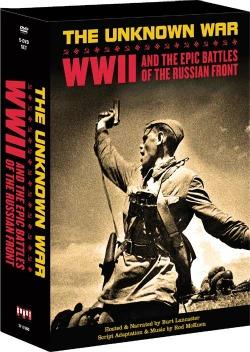 The Unknown War on DVD