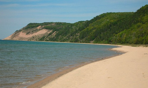 Pure Michigan, Sleeping Bear Dunes National Lakeshore