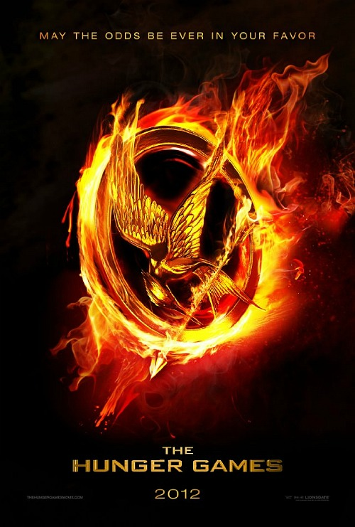 The Hunger Games Poster, Mockingjay