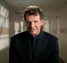 John Noble, host of Dark Matters: Twisted but True