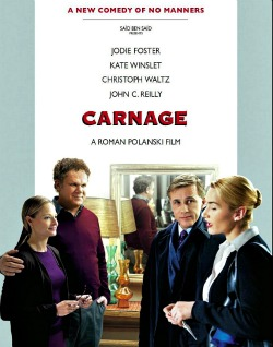 Carnage, Jodie Foster, Kate Winslet