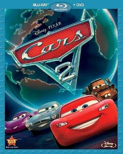 Cars 2 on DVD/Blu-ray