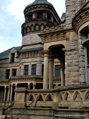 Ohio State Reformatory Prison used in The Shawshank Redemption