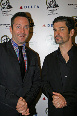 Thomas Lennon and Robert Ben Garant