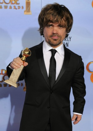 Golden Globes 2012: Peter Dinklage