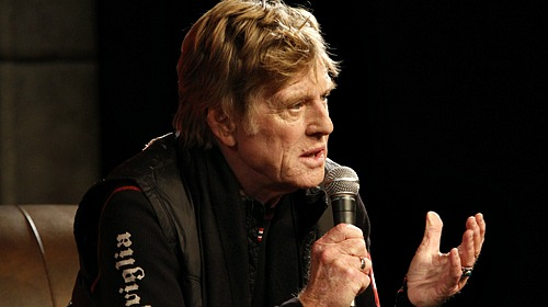 Robert Redford at the Sundance Film Festival 2012 | Calvin Knight Photo