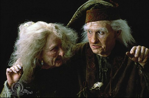 The Princess Bride: Carol Kane and Billy Crystal | 20th Century Fox Film Corp.