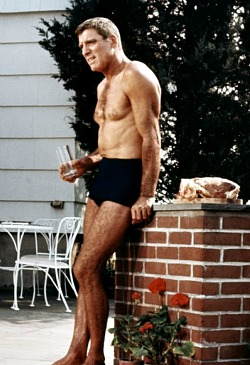 Burt Lancaster in The Swimmer, 1968 | Columbia Pictures