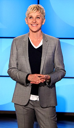 Ellen DeGeneres Talks Prop 8, One Million Moms