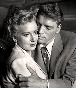 Deborah Kerr and Burt Lancaster in From Here to Eternity, 1953 | Columbia Pictures