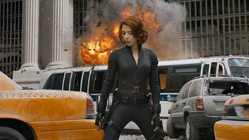 The Avengers 2012: Scarlett Johansson