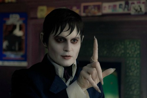 Johnny Depp as Barnabas Collins in Dark Shadows | Warner Bros.