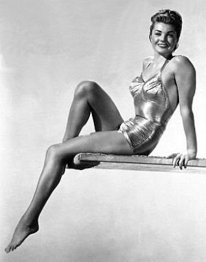 Esther Williams, circa 1953
