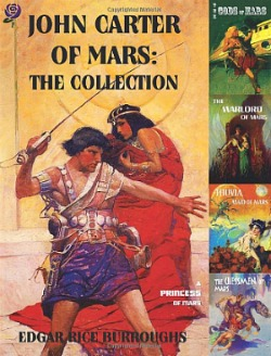 John Carter Books
