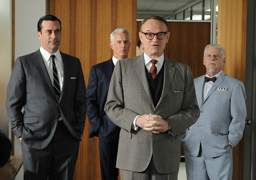 Mad Men Season 5 Premiere