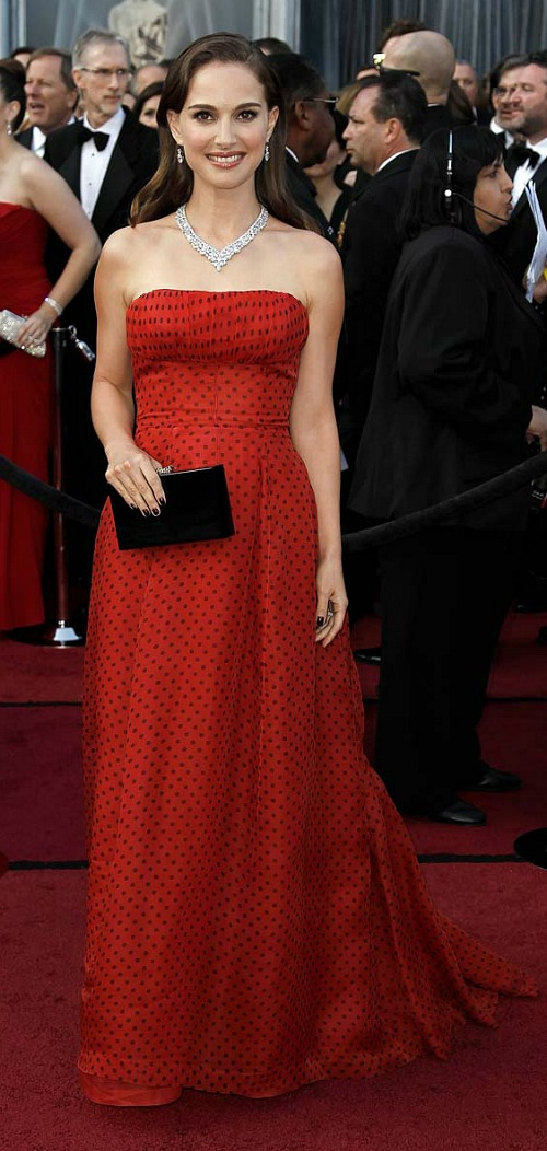 Oscars 2012: Natalie Portman