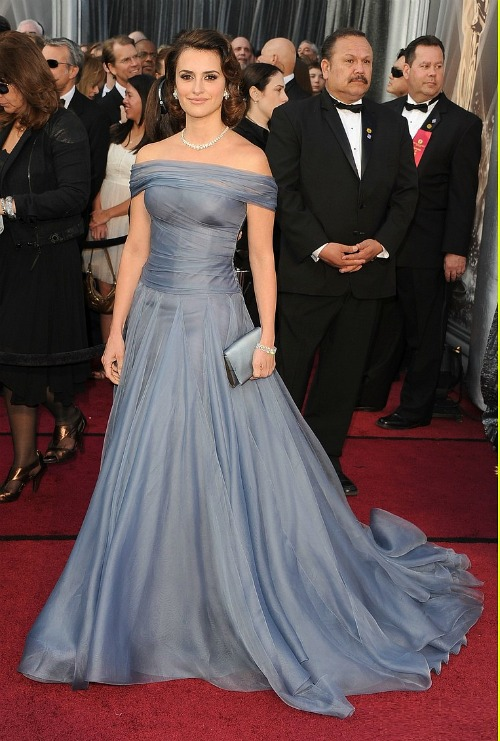 Oscars 2012: Penelope Cruz