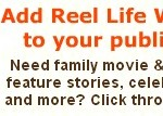Reel Life With Jane: Syndicated Family Movie & TV Reviews