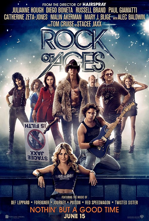 Rock of Ages International Poster