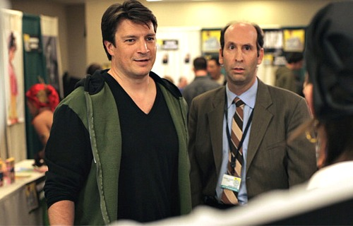 The Guild Season 5: Nathan Fillion