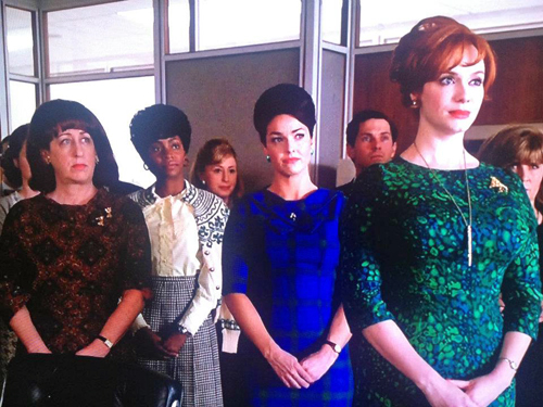Sadie Alexandru, Mad Men