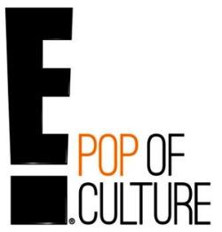 E!'s new logo