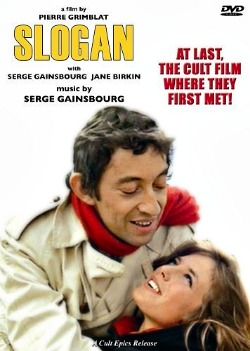 Slogan DVD: Serge Gainsbourg and Jane Birkin