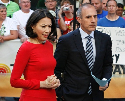 Ann Curry Exits Today Show