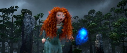 Disney/Pixar's Brave Movie