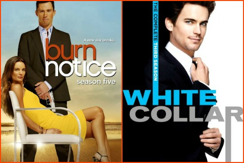White Collar, Burn Notice