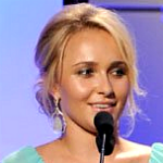Nashville's Hayden Panettiere at the Critics' Choice TV Awards 2012