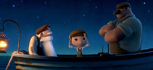 La Luna, Pixar's Oscar-Nominated Short