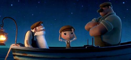 La Luna, Pixar's Oscar-Nominated Short