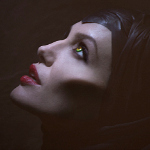 First Look: Angelina Jolie as Maleficent