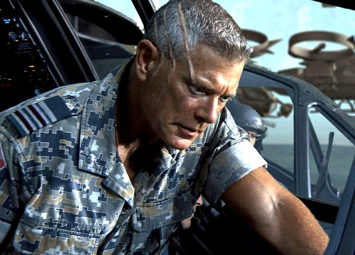 Stephen Lang as Col Quaritch in Avatar | 20th Century Fox