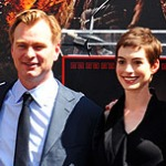The Dark Knight Rises Cast Gathers at Grauman's Chinese Theatre for Christopher Nolan (VIDEO)