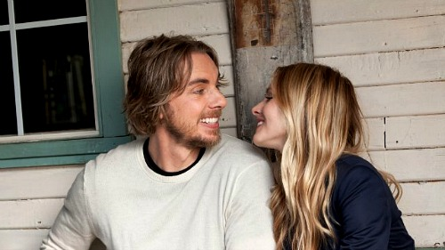 Hit and Run, Dax Shepard and Kristen Bell