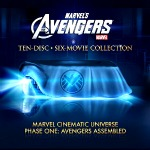 Marvel Cinematic Universe: Phase One &#8211; Avengers Assembled Set for September Release