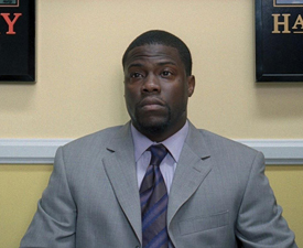 Kevin Hart in Let Go