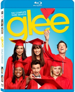 Glee Season 3 Blu-ray