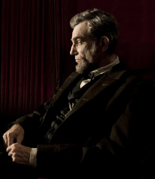 Lincoln starring Daniel Day-Lewis