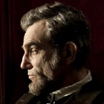 Daniel Day-Lewis Channels Abraham Lincoln in Poster