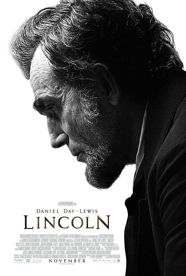 Daniel Day-Lewis channels Abraham Lincoln