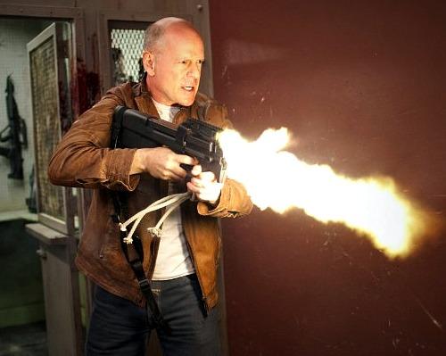 Looper: Bruce Willis